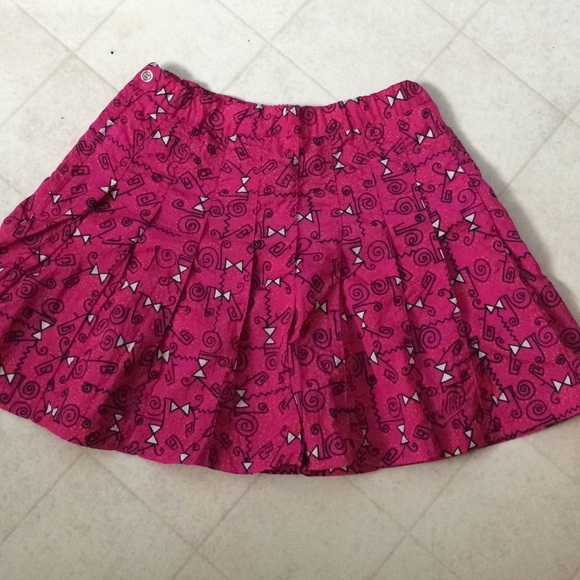 Nike Dresses & Skirts - Nike pink nylon tennis golf sports  skirt size 12